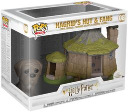 Hagrid's Hut with Fang (Pop! Town) Vinyl Figure 08
