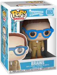 Thunderbirds Brains Vinyl Figure 865