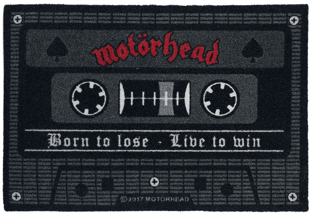 Born To Lose - Live To Win