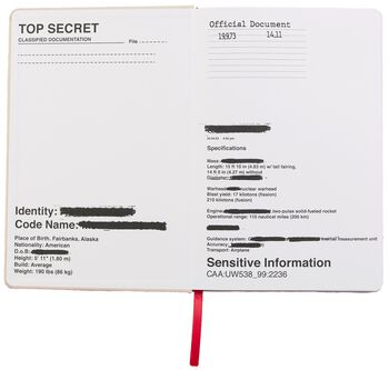 Cold War - Top Secret Documents
