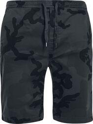 Camo Jogging Shorts