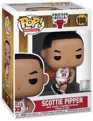 Chicago Bulls - Scottie Pippen (Home Jersey) Vinyl Figure 108