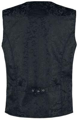 Brocade Vest
