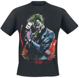 Joker - Dealing The Bat Card