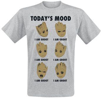 2 - Groot Today's Mood