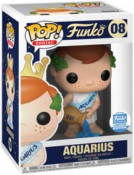 Zodiac - Aquarius (Funko Shop Europe) Vinyl Figure 08