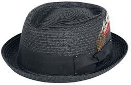 Pork Pie Straw Hat