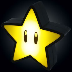 Super Star Lamp with Sound