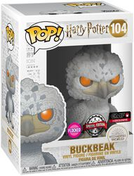 Buckbeak (Flocked) Vinyl Figure 104