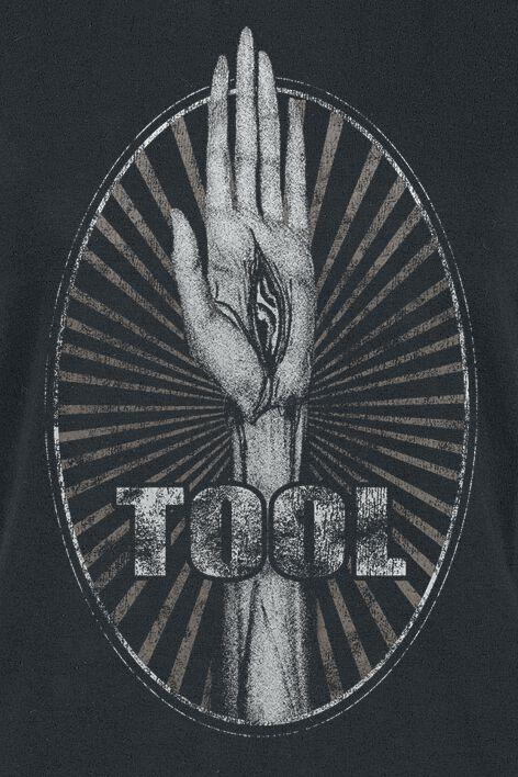 Eye In Hand Tool T Shirt Emp