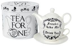 Freaks Like Me - Tea For 1 Set