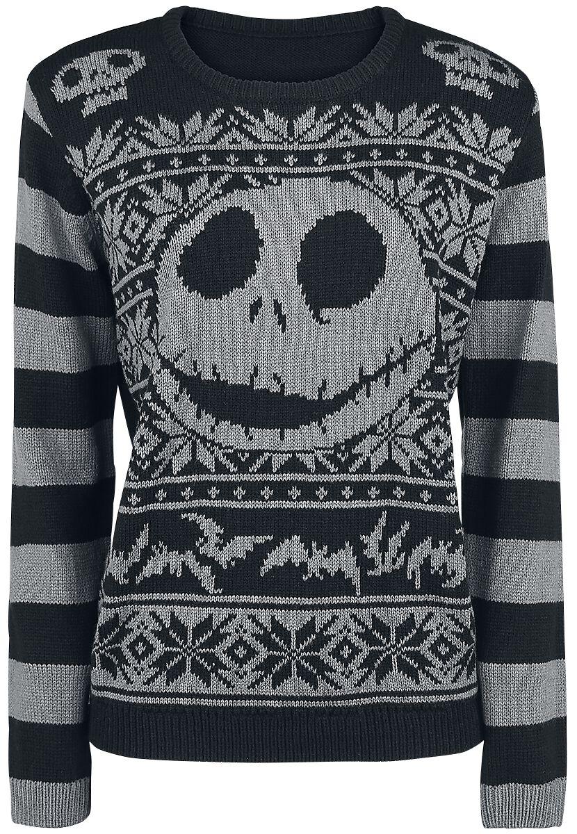 Jack Skellington Christmas Sweater | The Nightmare Before Christmas ...