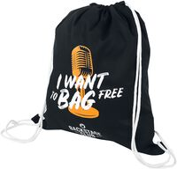I Want To Bag Free - Gym Bag