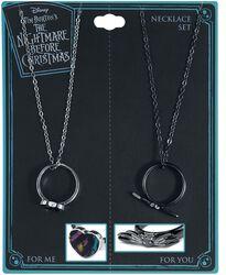 Friend Ring Necklace Set