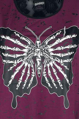Goth Oversize Vest