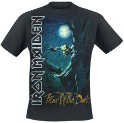 046c2fe9c Fear Of The Dark. From £14.99. Fear Of The Dark Iron Maiden T-Shirt