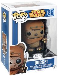 Wicket - Vinyl Bobble-Head 26