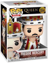 Freddy Mercury King Vinyl Figur 184