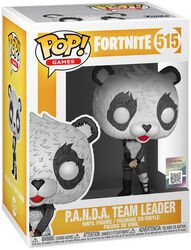 P.A.N.D.A. Team Leader Vinyl Figure 515