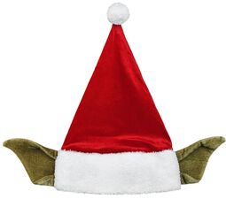 Yoda - Christmas Hat With Ears