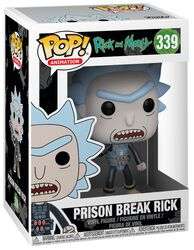 Prison Break Rick Vinyl Figure 339