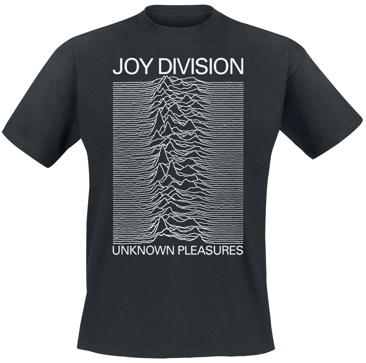 unknown pleasures joy division t shirt emp. Black Bedroom Furniture Sets. Home Design Ideas