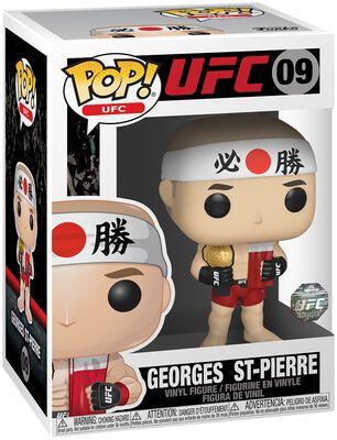 UFC George St-Pierre Vinyl Figure 09