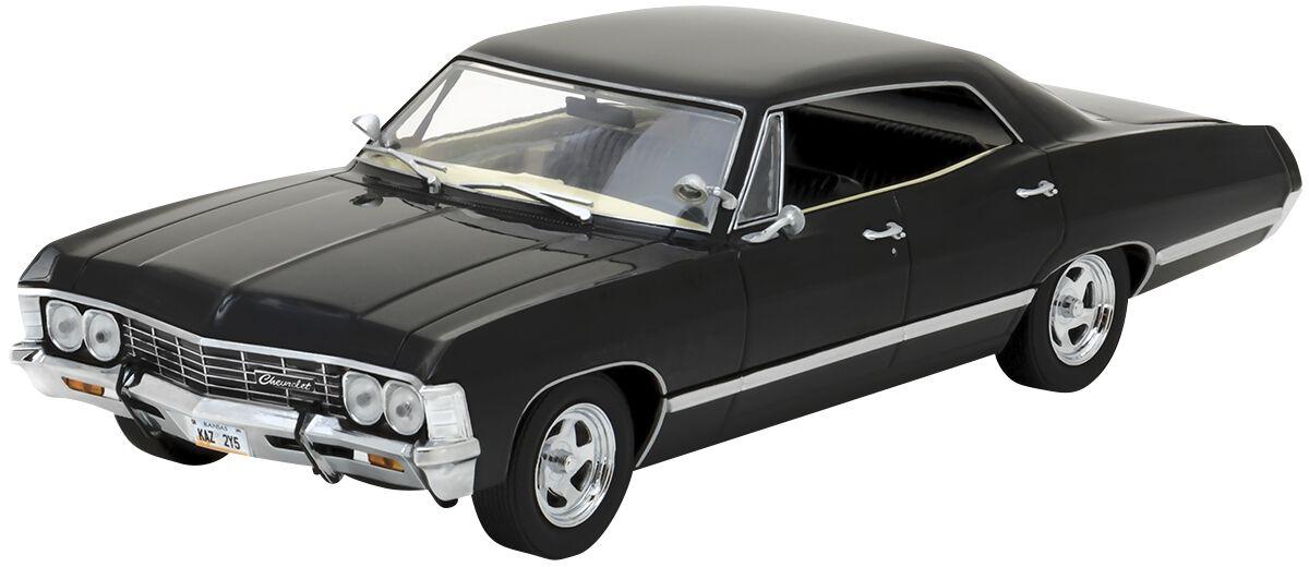 Oppdatert Model Car - 1967 Chevrolet Impala Sport Sedan | Supernatural FX-85
