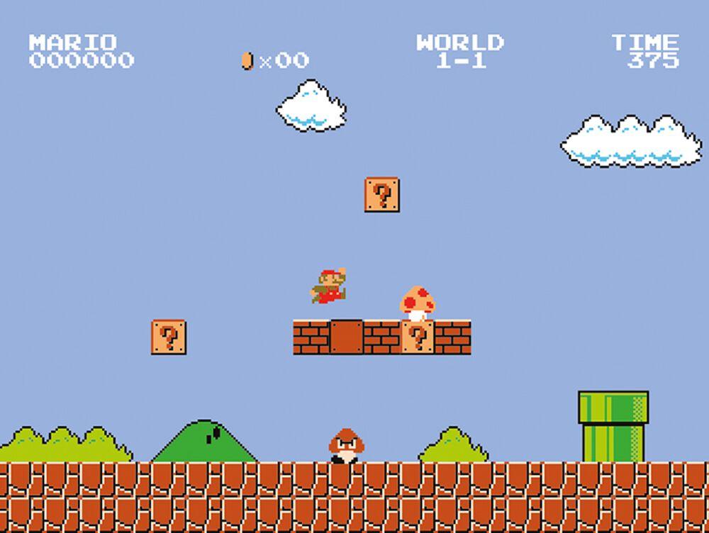 Super Mario Bros. (1-1)