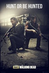 Daryl Dixon & Rick Grimes - Hunt Or Be Hunted