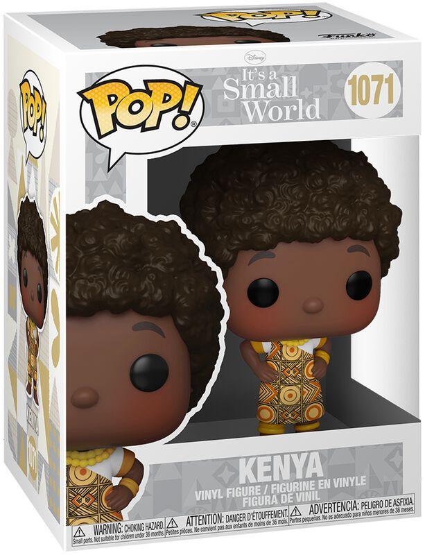 It's A Small World - Kenya Vinyl Figure 1071
