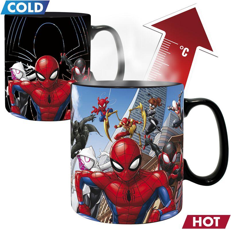 Characters - Heat-Change Mug