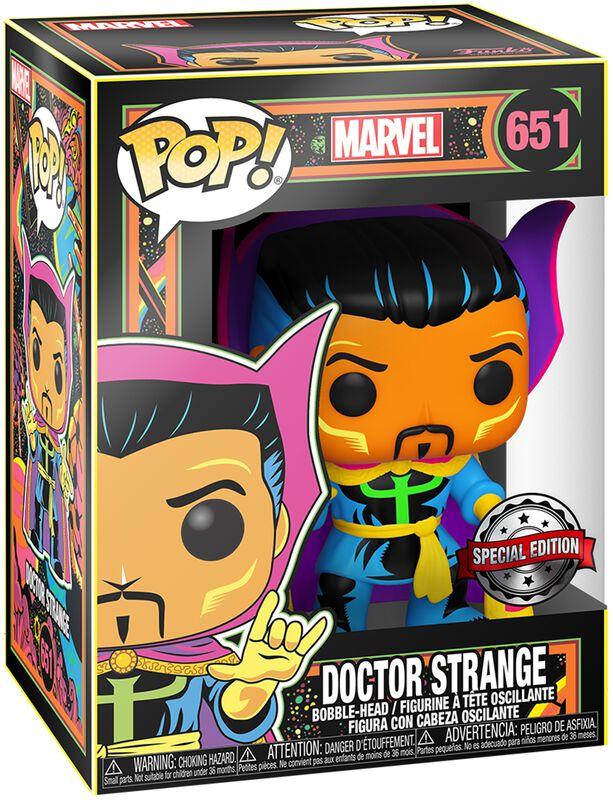 Black Light - Doctor Strange Vinyl Figure 651