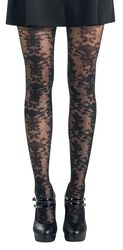 Baroque Tulle Tights