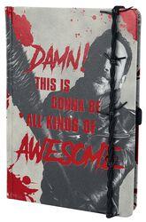 Negan & Lucille - Notebook