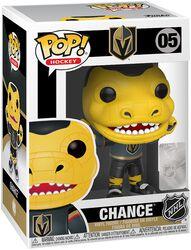 NHL Mascots Vegas Golden Knights - Chance Gila Monster - Vinyl Figure 05