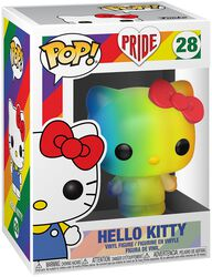 Pride 2020 - Hello Kitty (Rainbow) Vinyl Figure 28