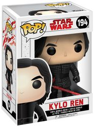 Episode 8 - The Last Jedi - Kylo Ren Vinyl Bobble-Head 194