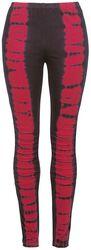 Batik-Look Leggings