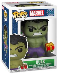 Hulk (Holiday) Vinyl Figure 398