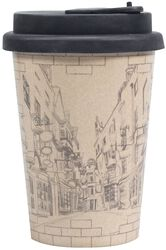 Diagon Alley - Huskup Coffee Cup