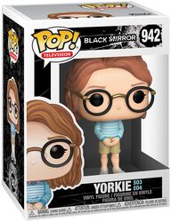 Black Mirror Yorkie Vinyl Figure 942