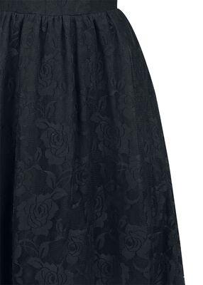 Sleeveless Lace Dress