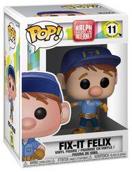 2  Ralph Breaks The Internet - Fix-It Felix Vinyl Figure 11
