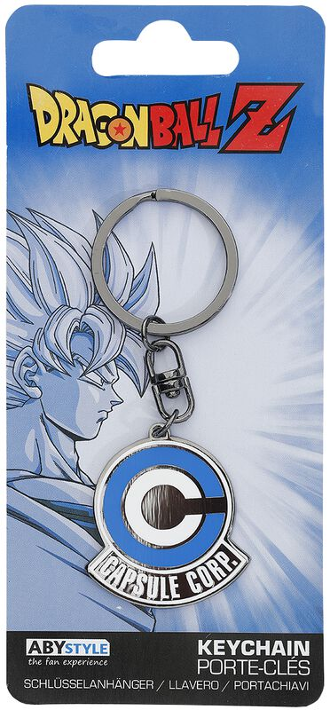 Z - Capsule Corp. Emblem