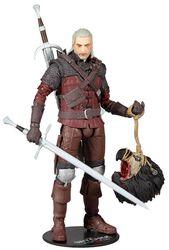 3 - Wild Hunt - Geralt of Rivia (Wolf Armor)