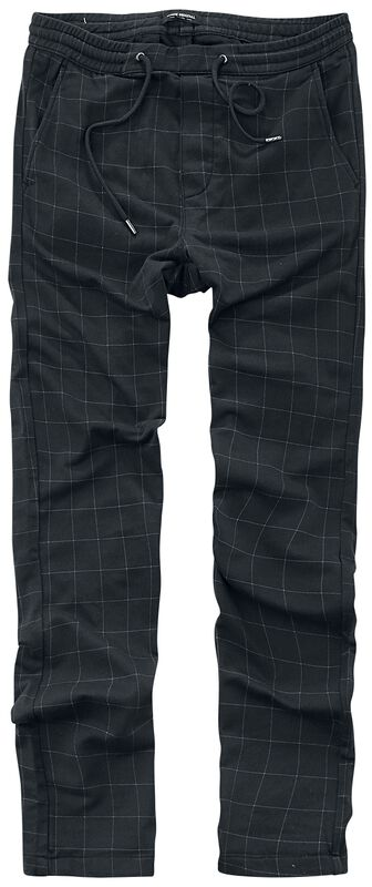Club Pants with Elastic Waist Slim Fit