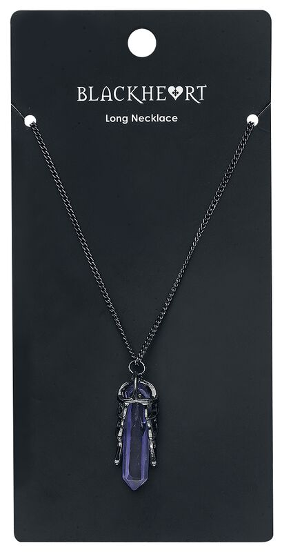 Dragon Wing Crystal Necklace