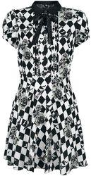 Hauntly Mini Dress