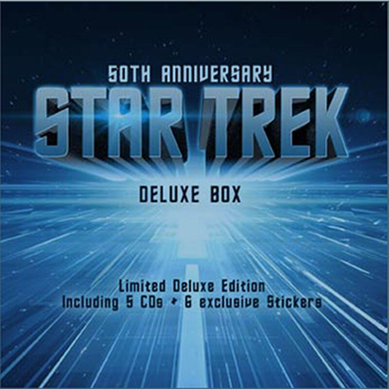 50th Anniversary - Deluxe Box